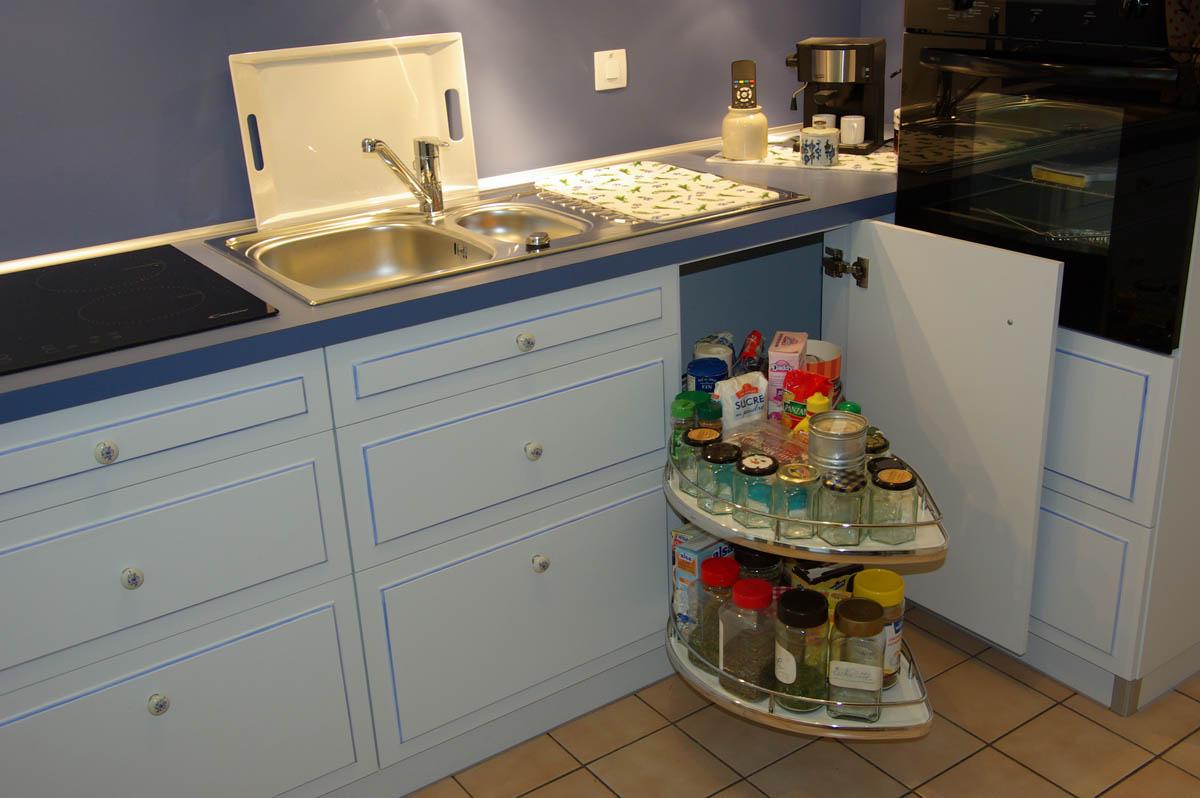 agencement de cuisine beauvais 60 atelier hersan. Black Bedroom Furniture Sets. Home Design Ideas